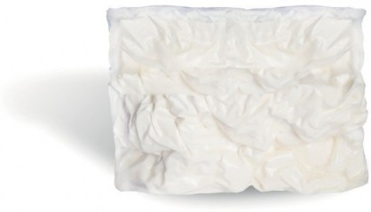 White Cheese grated in 3kg vacuum package